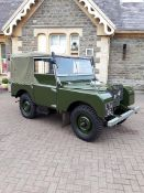 """1949 Land Rover Series I 80"""""""