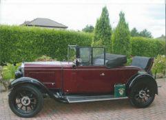 1931 Austin 12 Harrow