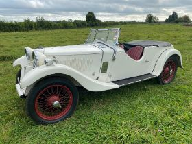 1933 Riley 9 'Vanishing Hood' Lynx
