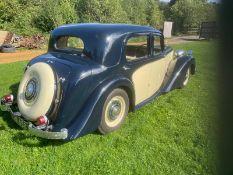 1951 Alvis TA14 Saloon