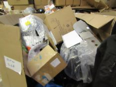 | 1X | PALLET OF APPROX 15 - 30 KITCHEN ELECTRICALS, MAY CONTAIN OTHER ITEMS | UNCHECKED | NO ONLINE