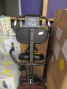 | 2X | SLIM CYCLE EXERCISE MACHINE | UNCHECKED AND ONE BOXED | RRP £199.99 | TOTAL LOT RRP £399.