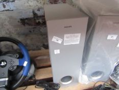Philips Subwoofer - Untested & Unboxed