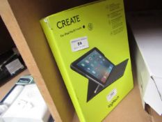 """Logitech Create keyboard and case for iPad 9.7"""", unchecked and boxed."""