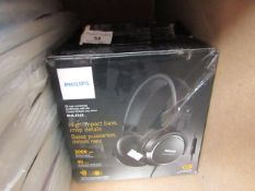 Philips headphones with mic - Unchecked & Boxed