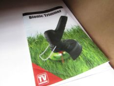 | 1X | BELL BIONIC TRIMMER | UNCHECKED AND BOXED | NO ONLINE RE-SALE | SKU C00831302521 | RRP £39.99