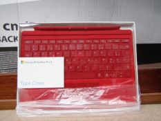 Microsoft surface pro 4 type cover (AZERTY) - New & Boxed
