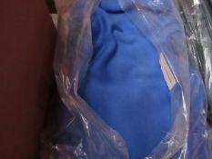 5x Unseek - Royal Blue Sweatshirt/Jumper - Size Small - Unused & Packaged.
