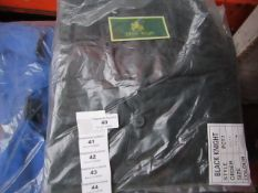 Black Knight - Spruce Trousers - Size 42 - Unused & Packaged.