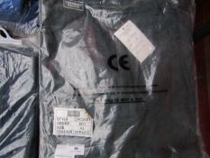 2x Contract Workwear - Spruce Trousers - Size 42 - Unused & Packaged.