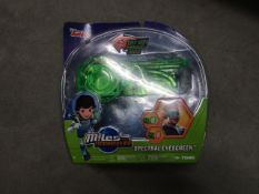 Box of 4 x Disney Miles From Tomorrowland Spectral Eyescreens. New & Packaged