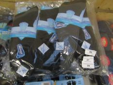 PK of 12 Seam Free Mens Socks Size 11-14 New & Packaged