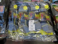 PK of Ultimate Trainer Work Socks Size 6-11 New & Packaged
