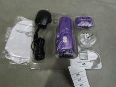 Emjoi Seal - Cordless Wet & Dry Epilation System - Unused & Boxed.