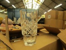 12 x 320ml Tumblers. New & boxed. See Image For Design