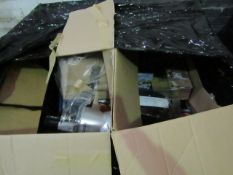 | 1X | PALLET OF APPROX 10 - 20 LOOSE AND NON ORIGINAL BOXED RAW RETURN KITCHEN ELECTRICALS, MAY