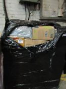 | 1X | PALLET OF APPROX 15 - 25 LOOSE AND NON ORIGINAL BOXED RAW RETURN KITCHEN ELECTRICALS AND