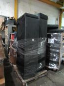 | 6X | PALLETS OF SWOON B.E.R FURNITURE, MAINLY SOFAS AND SOFA PARTS, UNMANIFESTED, WE HAVE NO