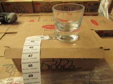 Pasabahce - Service Line Grande Tumber Glasses -135cc - Box of 6 - Unused & Boxed.