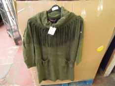 My Polo Dress Knitted GreenSize L With Tags