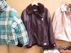Dorothy Perkins Jacket Size 16 With Tags ( Label Has Been Cut )
