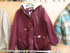 Dorothy Perkins Maternity Coat Size 16 Label Has Been Cut