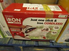 | 1X | LIVINGTON IRON DELUXE | UNCHECKED AND BOXED | NO ONLINE RESALE | SKU - | RRP £34.99 | TOTAL