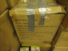 | 4X | 24 IN 1 PRESSURE KING PRO | BOXED AND UNCHECKED | NO ONLINE RESALE | SKU C5060541516809 | RRP