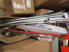 1x BOX OF VARIOUS TOOLS 9791, This lot is a Machine Mart product which is raw and completely
