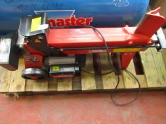 1x CL LOGSPL LOGBUST H4 9770, This lot is a Machine Mart product which is raw and completely