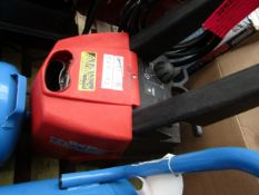 1x CL WASH HARRY 230V 2 9771, This lot is a Machine Mart product which is raw and completely