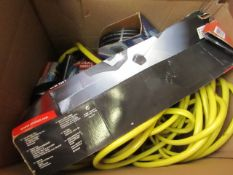 1x BOX OF VARIOUS TOOLS 9787, This lot is a Machine Mart product which is raw and completely