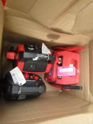 1x CL JUMPSTART JS1100 9748, 1x CL JUMPSTART JS1000 9748, 1x CL JUMPSTART 4000 12 9748, This lot