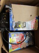 1x CL WELD AT165 230V I 9781, 1x CL JUMPSTART JS1100C 9781, 1x CL CHARG BC190 12/24 9781, 1x CL