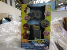 4x Matt Hatter - Tenoroc's Life Cell Catcher - Unused & Boxed.