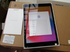 Apple iPad 8th Gen 2020 10.2in Wi-Fi 32GB, tested working but has a single crack on the glass,