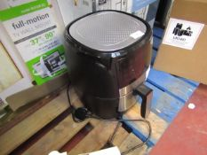 Gourmia air fryer, tested working for standard option.