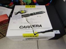 Carrera hot air brush, tested working and boxed. RRP £99.99