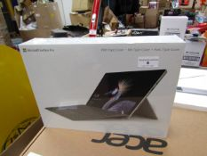 """Microsoft Surface Pro 31.2 cm (12.3""""), brand new, boxed and still factory sealed. RRP £1299.99 