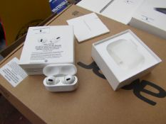 Apple AirPods Pro, tested working and boxed. RRP £219.00