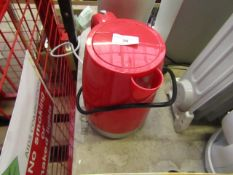 Abode - Red Electric Kettle - tested working
