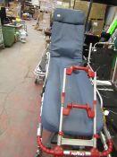 Ferno Falcon Ambulance Hydraulic Stretcher, Looks used &