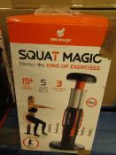 |1X | NEW IMAGE SQUART MAGIC | NO ONLINE RESALE | SKU - | RRP £59.99 BOXED- UNCHECKED |