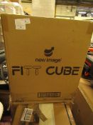 |1X | NEW IMAGE FIT CUBE | NO ONLINE RESALE | SKU - | RRP £129.99 BOXED - UNCHECKED |