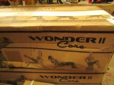 |1X | WONDER CORE II | NO ONLINE RESALE | SKU - | RRP £89.99 BOXED - UNCHECKED |