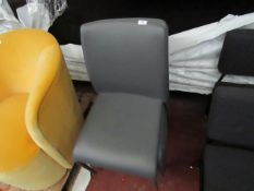 Set of 6 Dwell Svelte Dining chairs, in good condition, may have some minor marks but nothing major,