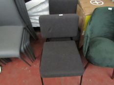 | 2X | MADE.COM CUSHIONED DINING CHAIRS | NO MAJOR DAMAGE | RRP £- |