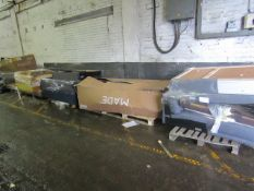 | 9x | PALLETS OF MADE.COM SOFA PARTS, THESE MAY OR MAY NOT HAVE THE MATCHING PART IN THIS LOAD SO