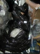 A Pallet of Mixed uncollected customer orders, unmanifested and we have no idea what is in this as