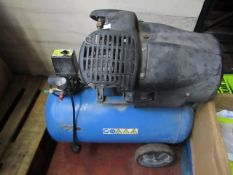 1x AM COMP TIG16/510 23 9755, This lot is a Machine Mart product which is raw and completely